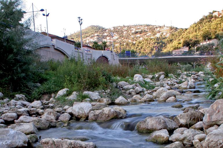 Contrat Rivière des Paillons : La Banquière