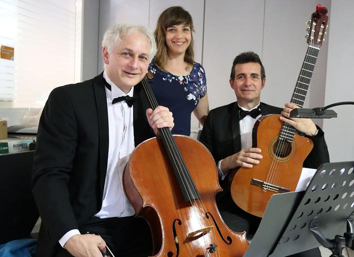 Musiciens de la Halte-Répit Musicale