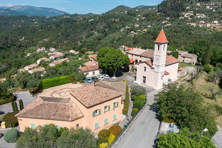 Saint-Blaise (vue)