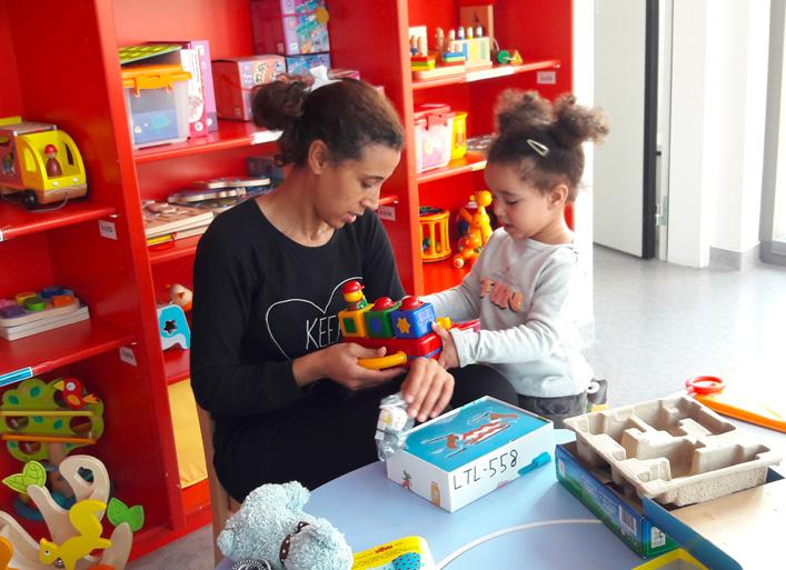Ludothèque (Espaces Enfants-Parents)