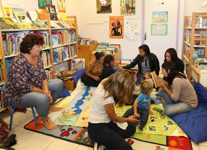 Rencontres-débats : Espaces Enfants-Parents