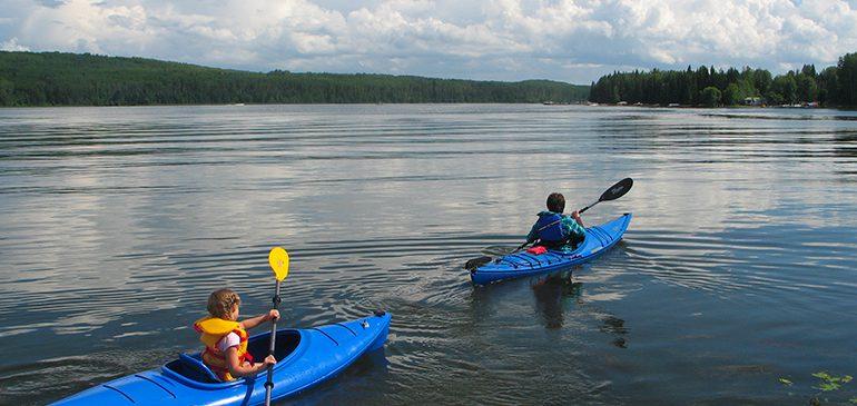 Vacances sportives avec les accueils de loisirs de Falicon