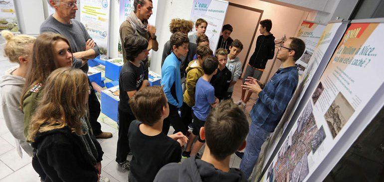 Le SIVoM reçoit l'exposition itinérante des Paillons