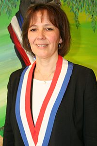 Isabelle Bres, Maire de Colomars