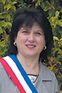 Gisèle Kruppert, Maire de Falicon