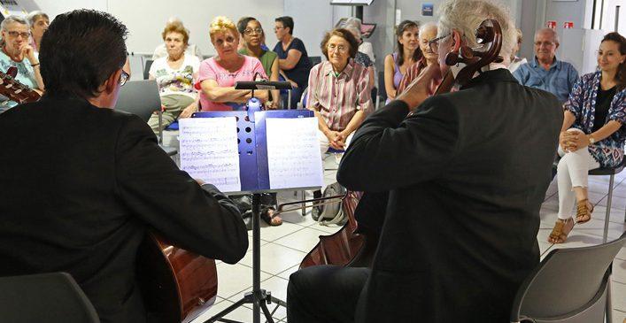 De la musique pour aider les malades d'Alzheimer !