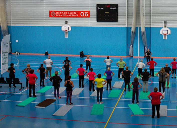 Matinée «Sport sur Ordonnance» : activité en groupe