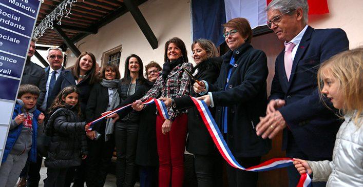 La Maison de Services au Public de Colomars inaugurée
