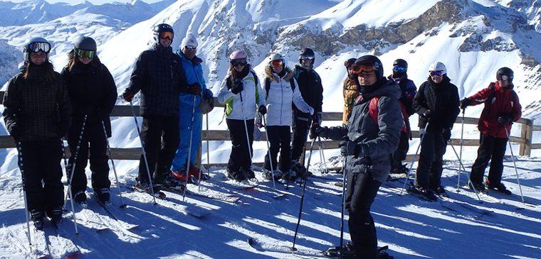 Sports d'hiver : la sécurité avant tout