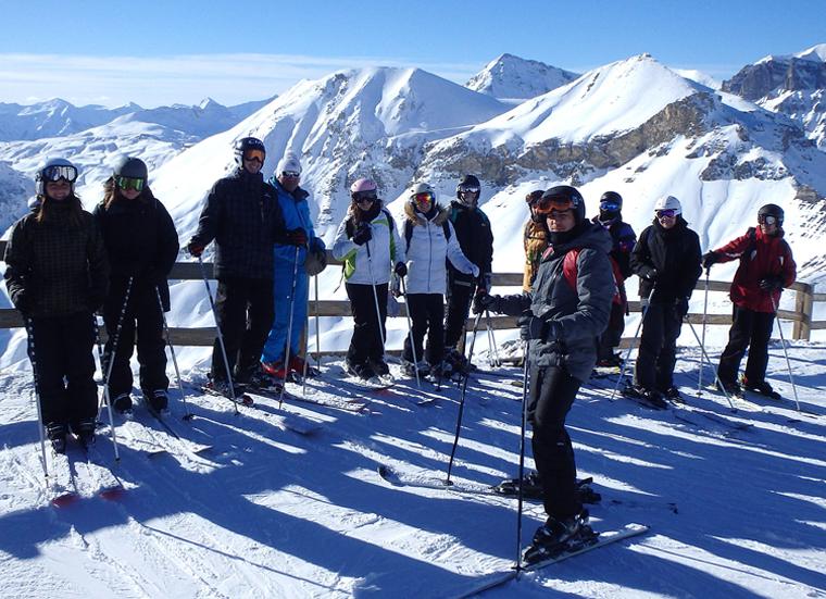 Formation sports d'hiver : sécurité avant tout