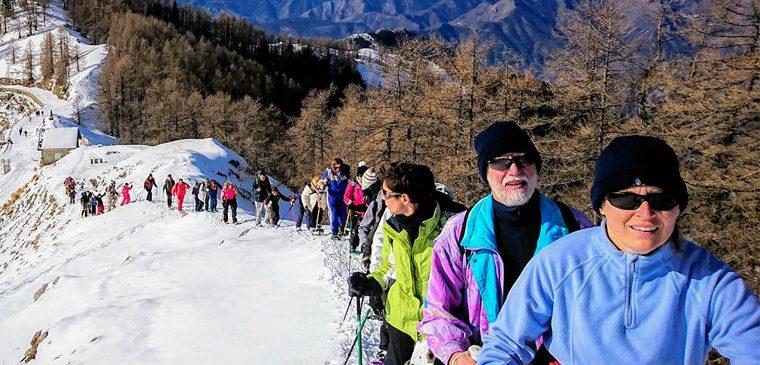 Sport et Nature en famille… à la neige