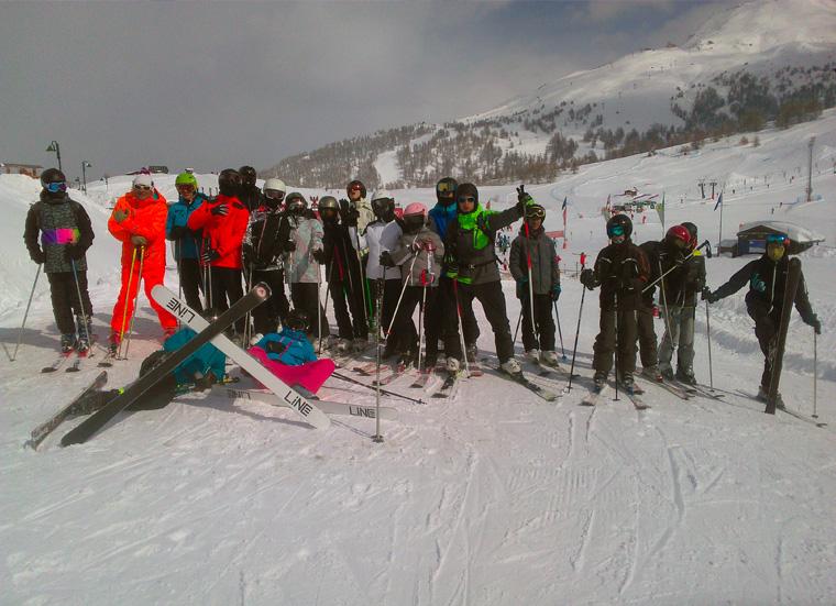 Séjours au ski 2018 en Italie