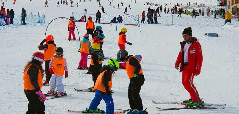 Séjours d'hiver: 136 enfants ont profité de la neige