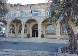 photos Les belles façades de l'Hôtel de Ville de Tourrette-Levens inaugurées