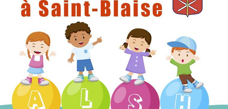 Ouverture prochaine d'un ALSH à Saint-Blaise