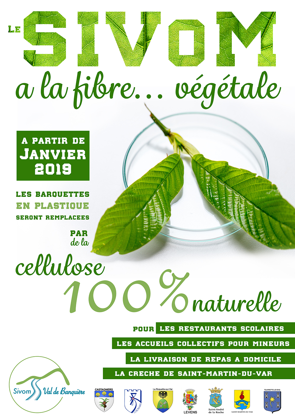 sivom affiche contenants alimentaires