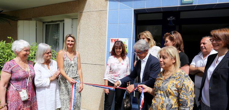 L'Espace de Vie Sociale inauguré au Manoir