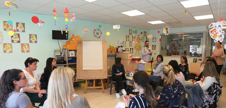 Journée pédagogique Petite enfance 2019 : la bienveillance à l'honneur