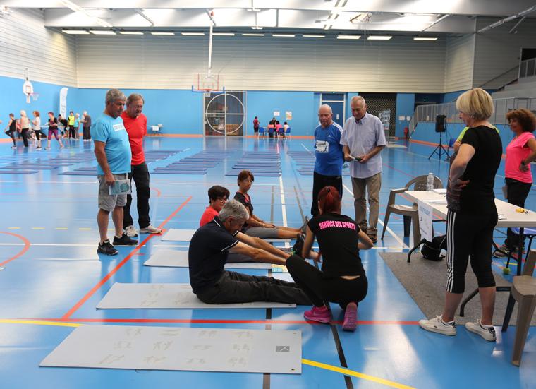 atelier sport senior