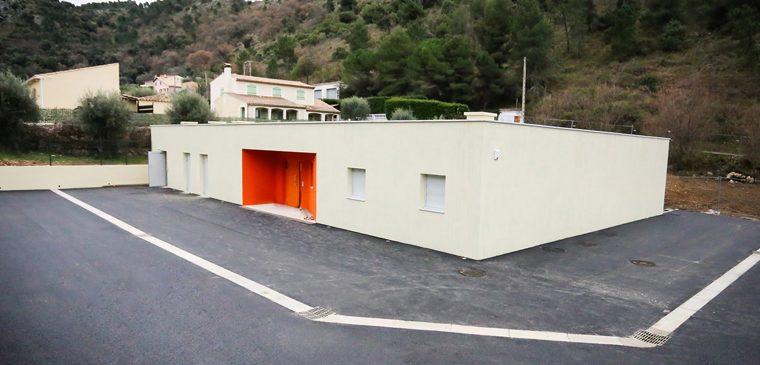 La micro-crèche d'Aspremont a ouvert ses portes
