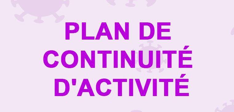 Le SIVoM active son Plan de Continuité d'Activité