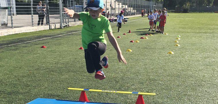 Reprise de l'animation sportive enfants / ados secteur Saint-André de la Roche