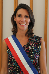 Anaïs Tosel, Maire de Falicon