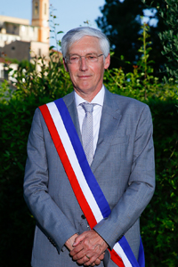 Pascal Bonsignore, Maire d'Aspremont