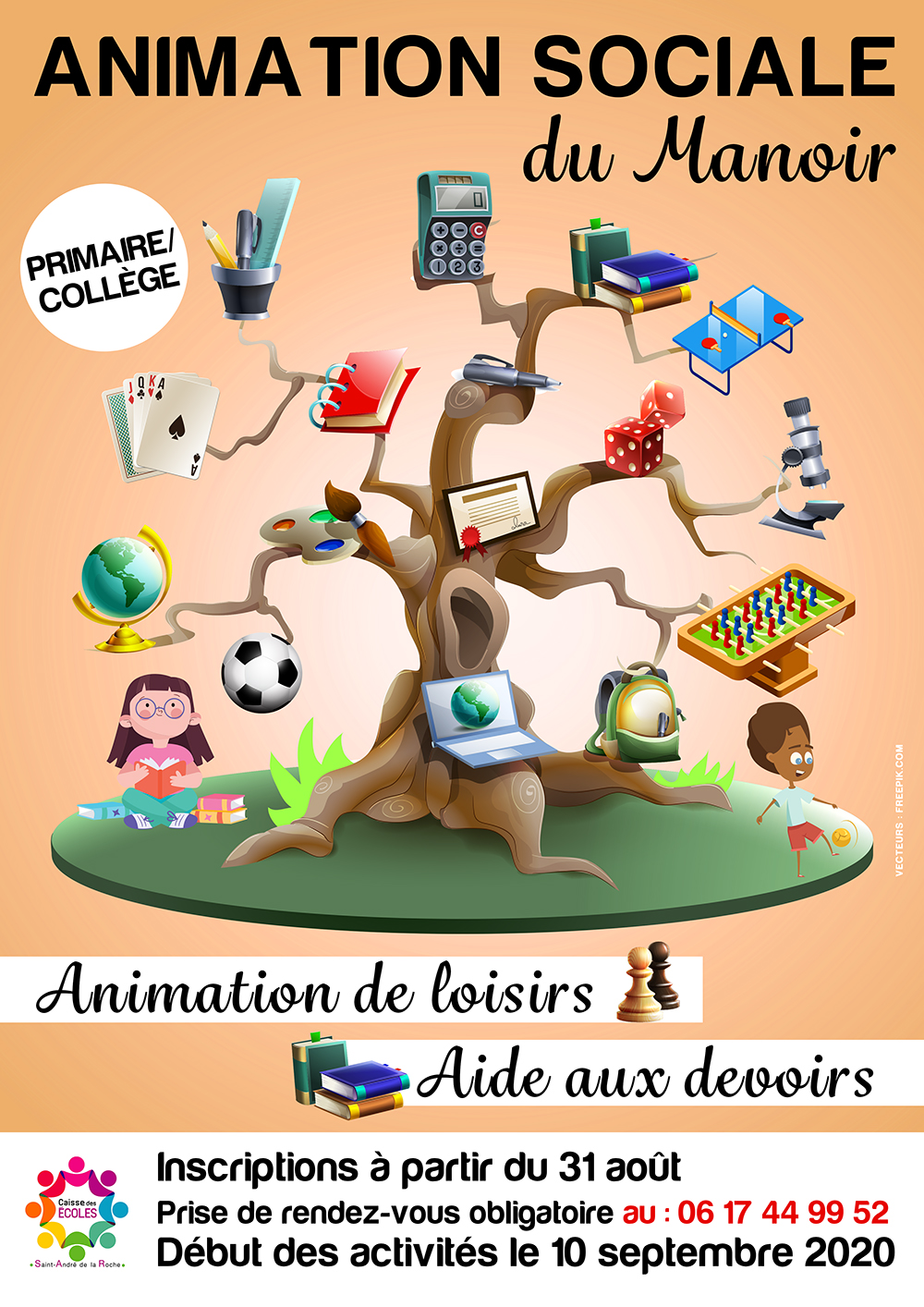 Animation Sociale du Manoir