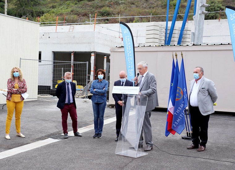 discours inauguration