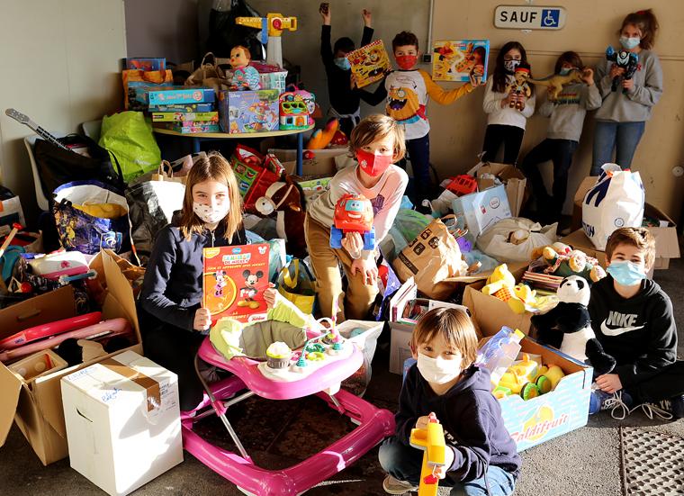 collecte jouets falicon