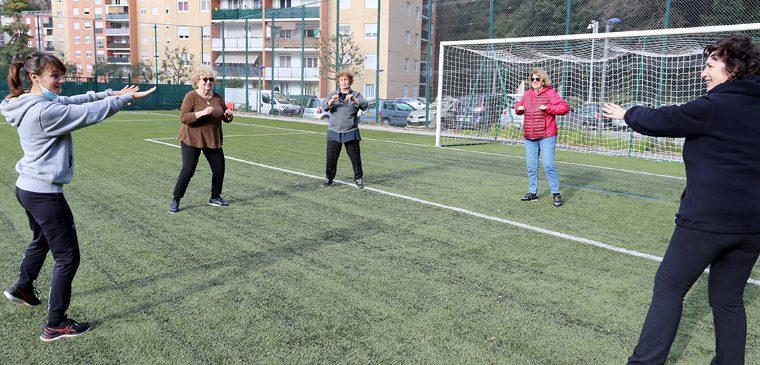 Prévention Active Senior : se remettre au sport avec le SIVoM et Azur Sport Santé