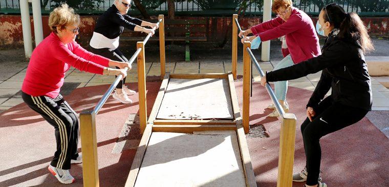 Le sport senior reprend en petit comité