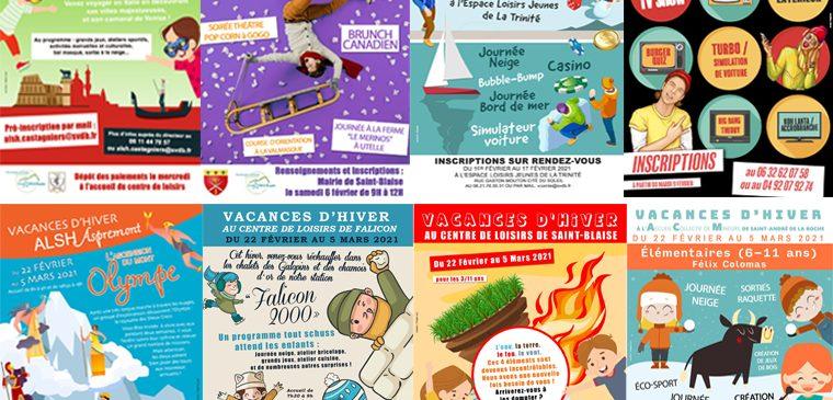 Les vacances d'hiver se préparent pour tous les âges avec le SIVoM !