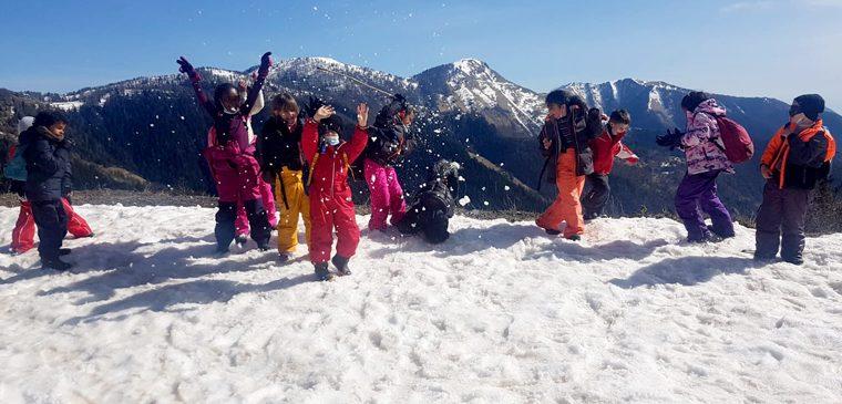 Centres de loisirs : sorties neige et carnaval pour les vacances d'hiver