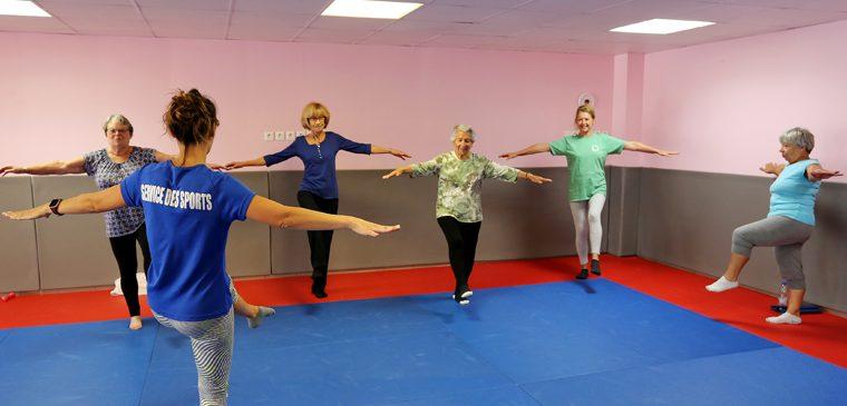 Programme Prévention Active Senior : le programme reprends à Levens et Tourrette-Levens.